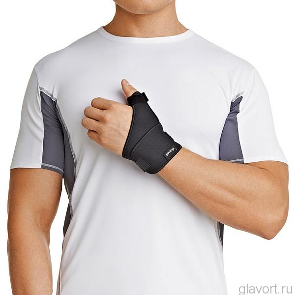 Ортез лучезапястного сустава wrs-305 треск в плечевых суставах
