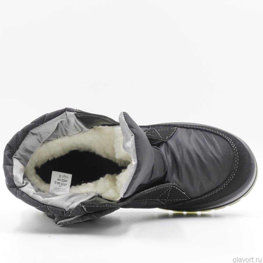 Ботинки женские зимние MANITU PolarTex с ледоходами 990852-1 фото