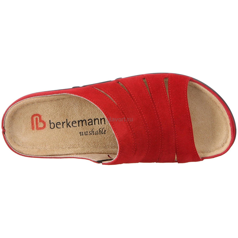 Пантолеты ортопедические Berkemann Bine (можно стирать) 01119 фото