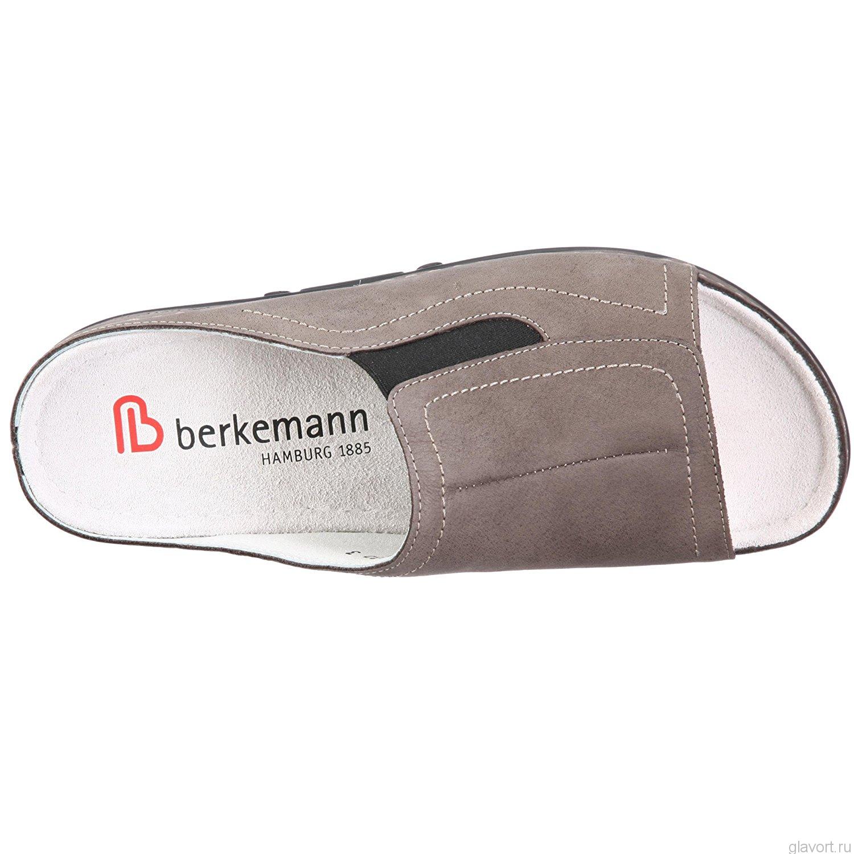 Пантолеты ортопедические Berkemann Isabella 01105 01105 фото